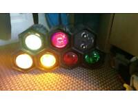 Disco sound lights