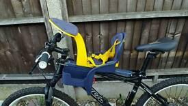 Weeride child - bike seat