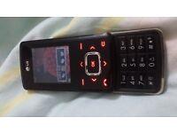 LG KG800 Chocolate Mobile Phone Unlocked