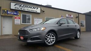 2014 Ford Fusion SE-1 OWNER OFF LEASE-LOADED