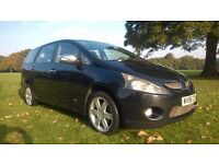 **10 MONTHS MOT** MITSUBISHI GRANDIS 2.0D WARRIOR 5 DOOR 7 SEATER MPV **AMAZING SPEC*LOVELY DRIVE**