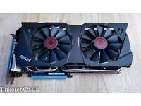 🌟 ASUS NVIDIA GeForce GTX 980 OC STRIX 4GB GDDR5 Graphics Card 🌟