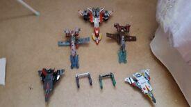 Transformer Aerialbots collection
