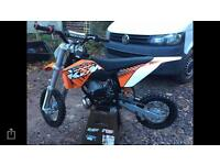 Ktm sx 50 2013