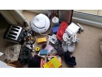 Job Lot Asst Car Boot Items 45+ Items Collect Kirkby in Ashfield Notts NG17