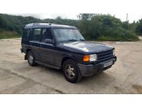 1997 LAND ROVER DISCOVERY 2.5 TDI, FOUR WHEEL DRIVE, MOT FAILURE