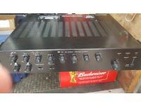 Toa amplifier
