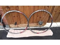Fulcrum Racing 5 Bike Wheels / Wheelset