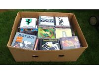 Cd,s mostly 90s dance singles