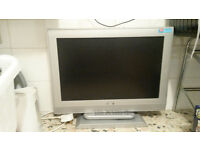 "19"" Mikomi HD Ready LCD TV with stand - £20"