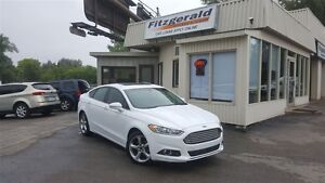2014 Ford Fusion SE - Appearance Pkg! NAV! CAMERA!