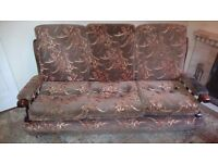 Large 3-seater settee