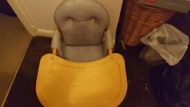 Kids keboard and baby chair