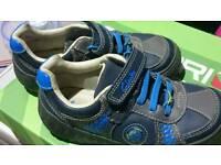 Clarkes kids shoes