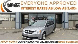 2013 Dodge Grand Caravan SE/SXT (APPLY NOW DRIVE NOW)