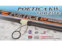 Trabucco Poetica KW 4.5m 250g sea fishing rod