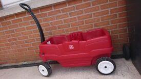 Step 2 kids wagon