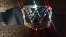 Wwe belt and wwe wrestlers
