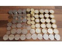 Rare Collectible Coins £2, £1, 50p, 20p, 10p, 2p, 1p Numismatics London Olympic Coin Collecting UK