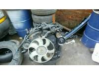 FORD TRANSIT 08 PLATE ENGINE FOR SALE