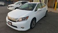 2010 Lexus HS 250h Premium (very nice unit)