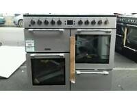 Range Cookers 90cm.100cm Gas and Duel Fuel new never used PRP £999, offer sale £520