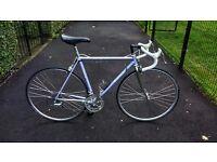 £300 ONO BIANCHI italian steel vintage retro classic Road racing bike 90's columbus size 53