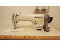Brother S-1000 A-3 Industrial Sewing Machine With Energy Saving Silent motor.