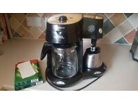 Morphy richards mister cappucchino filter coffee machine