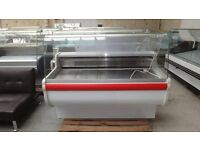 Serve Over Counter Display Fridge Meat Chiller 150cm (4.9 feet) ID:T2217