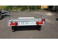 SMALL FLAT BED TRAILER FOR SALE