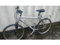 ELSWICK PREMIER MOUNTAIN BICYCLE WITH FRONT SUSPENSION 21 SPEED 26 INCH WHEEL AVAILABLE FOR SALE