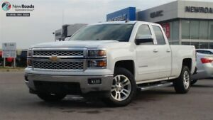 2015 Chevrolet Silverado 1500 LT LT, 4x4, Double Cab, One Own...