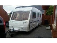 Coachman Pastiche 500/5 Caravan- 5 Berth 2005
