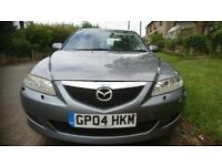 Mazda 6 Sport, Diesel. MOT March 2019. Spares or Repairs.