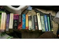 Bundle of John Grisham books