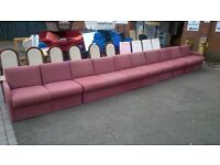 Lobby seating (many configurations)
