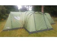 Vango Kasari 800 8 Man Tent Fantastic Condition