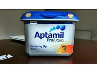 Aptamil 3 - Unopened