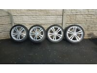 "Audi a3 8v sline 18"" alloy wheels"
