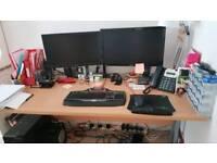 Office Desk 1 meter x 80cm