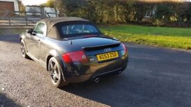 Audi TT convertible £1,350