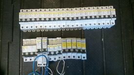 SQUARE D CIRCUIT BREAKERS MCB'S AND RCBO'S.