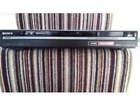 Sony RDR-GX350 HDMI Upscaling DVD Player and Recorder