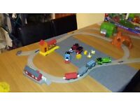 Thomas tank engine train set excellent condition