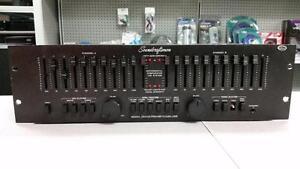 Vintage Soundcraftsmen DX4100 Preamp / EQ