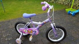 Apollo Petal Girls Bicycle 4 - 6 yrs