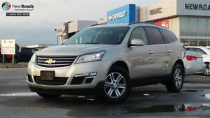 2015 Chevrolet Traverse 1LT LT 1LT,7 PASS, ONE OWNER, NO ACCI...