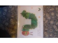 Hungry Caterpillar Baby Keepsakes Book