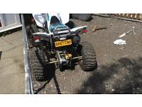 67plate road legal quad swap mx Rd legal